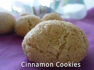 Cinnamon Cookies | recipes2live4's Blog